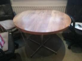 Round lovely wood table on a massive clearance just £20