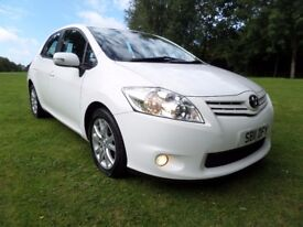TOYOTA AURIS 1.4 TR D-4D**FULL HISTORY**FINANCE AVAILABLE**
