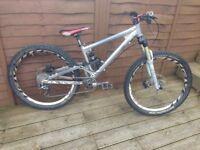 Commencal Meta 4X mountain bike mtb