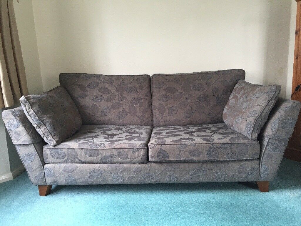 Marks And Spencer Three Piece Sofa Love Seat And Chair