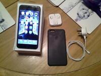 Iphone 6 Plus 128GB + Apple Case, Unlocked by 02