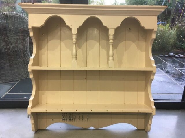 Cottage Style Wall Unit Cream In
