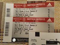 Kell Brook vs Errol Spence - Boxing Tickets for IBF Championship