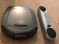 CD Player and Speaker - £10