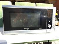 Prestige 900W microwave-Model CK28