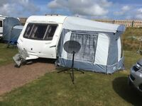 Sherwood awning and annex for sale size 971cm