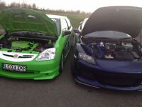 !! bargain !! type R. New car bought!.