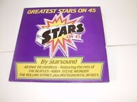 Starsound ‎– Greatest Stars On 45