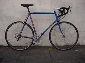 Vintage Road/ Race Bike by Roy Swinnerton, Large Size Reynolds 531 Frame,JUST SERVICED/ !!!!!
