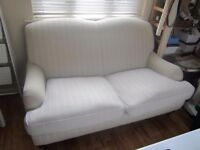 Laura Ashley two seater sofa
