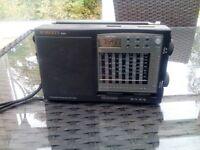 Roberts Travel Alarm Radio with SW.