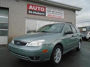 FORD FOCUS ZXW SES 2005 ** CUIR - TOIT - MAGS **