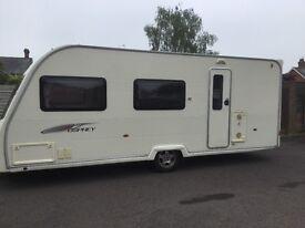 Avondale Osprey 4 berth , single axle caravan for sale.