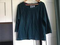 Marks spencer ladies top size 16