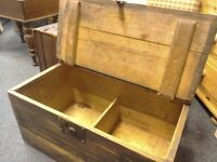 OLD Pine kist/box smaller size