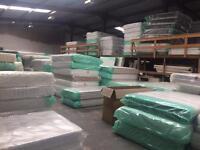 Single mattress start at £40 double at £60