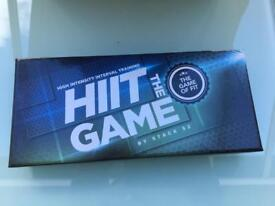 The Hit Game new exercise game