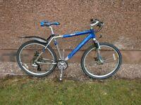 Carrera Kraken Mountain Bike ( Just Serviced ).