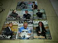Hi for sale 8 tattoos magazines all in useable condition one is unopened! Can deliver or post!