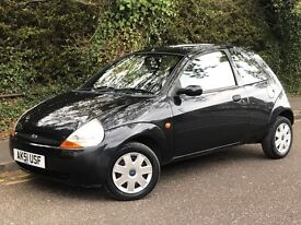 2001 FORD KA COLLECTION, 1.3 ENGINE WITH LONG MOT.