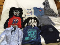 Bundle of boys age 2-3 year old tops mostly hardly worn (2)