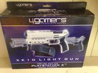 PlayStation 2 xk10 light gun