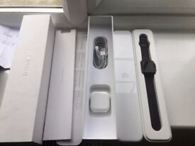 Apple Watch Sport 1st Generation Space Grey