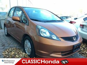 2011 Honda Fit LX | CLEAN CARPROOF | 5-SPD | A/C |
