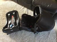 Joie Gemm Car Seat with Isofix Base