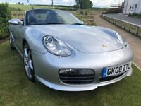 Porsche Boxster 3.4 S Triptronic Sports Edition