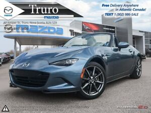 2016 Mazda MX-5 GT! EXT WARRANTY/2023!!! AUTO! LEATHER! BOSE! GT