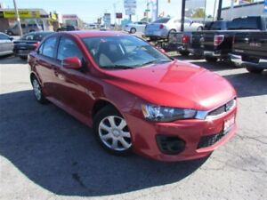 2016 Mitsubishi Lancer ES | ONE Owner | AS GOOD AS NEW