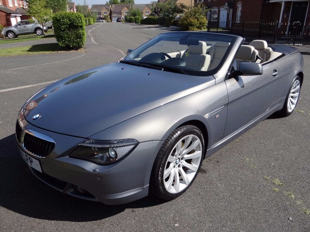 BMW 6 SERIES 30 630i Sport Auto 2dr M6 REP LOOK PERFECT FOR SUMMER
