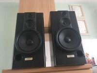 rare kenwood loudspeakers large