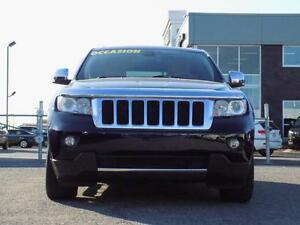 Jeep Grand Cherokee Overland 2012 CUIR/TOIT/NAV/PLAN OR