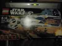 LEGO Star Wars - Rebel U-Wing Fighter - 75155