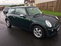 2005 MINI ONE,11 MONTHS MOT,36,000 MILES,£1895