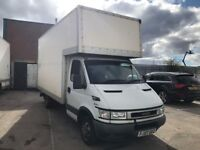 Iveco daily luton high roof lwb