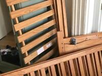 Mothercare Oxford Wooden Cot Bed