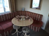CHEAP STATIC CARAVAN WITH FEES ALREADY PAID FOR THIS YEAR AT SANDY BAY HOLIDAY PARK OPEN 12 MONTHS