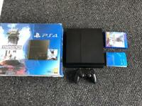 PlayStation 4 500gb (mint Condition)