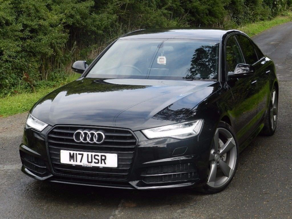 only 11k miles 2016 audi a6 s line black edition 3 0 tdi start stop xenon fsh 19 inch. Black Bedroom Furniture Sets. Home Design Ideas