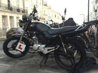 Yamaha Ybr 125 Black 2006
