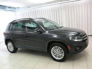 2016 Volkswagen Tiguan FINAL DAYS TO SAVE!!! 2.0L TSI TURBO 4MOT
