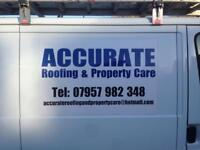 ACCURATE ROOFING & PROPERTY CARE