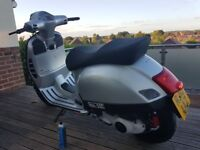 Vespa gts 250 from 2010