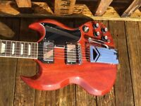 Gibson SG – 1961 Reissue/Tribute , with vibrola