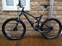 Specialized Stumpjumper FSR Comp 2009 MTB