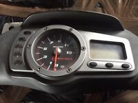 Gilera runner new shape Clocks