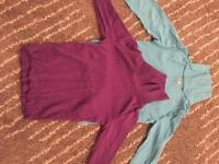 Children's Thermal long sleeve tops